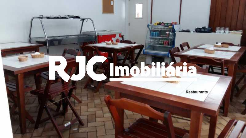 24 - Apartamento à venda Rua do Humaitá,Humaitá, Rio de Janeiro - R$ 990.000 - MBAP22378 - 25