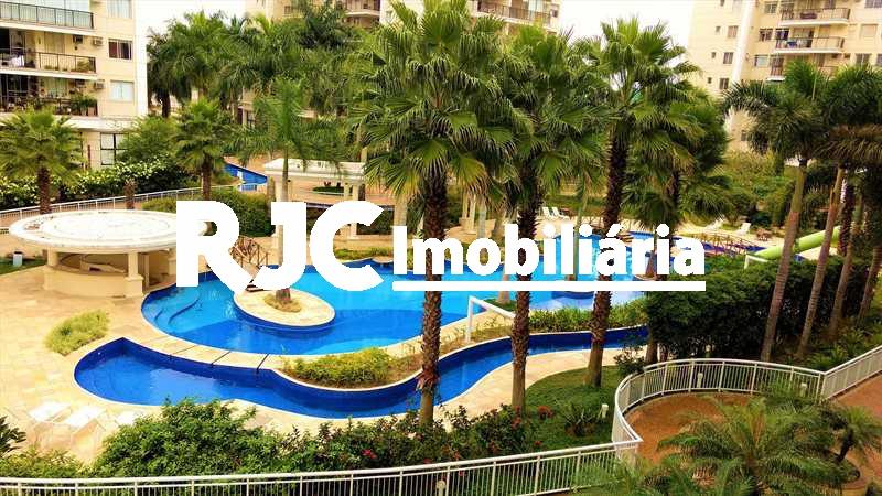 FOTO 1 - Apartamento 2 quartos à venda Recreio dos Bandeirantes, Rio de Janeiro - R$ 540.000 - MBAP22527 - 1