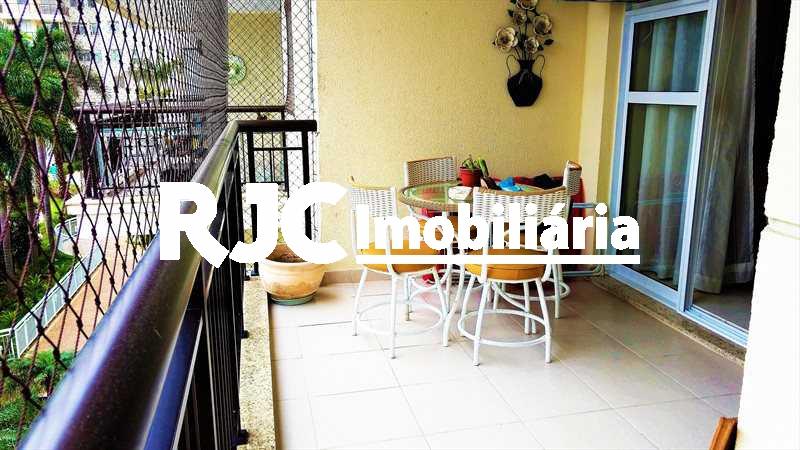 FOTO 3 - Apartamento 2 quartos à venda Recreio dos Bandeirantes, Rio de Janeiro - R$ 540.000 - MBAP22527 - 4