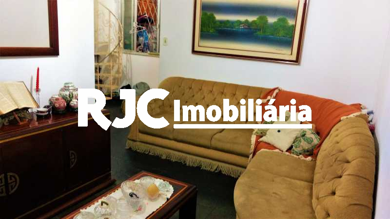 FOTO 1 - Casa de Vila 3 quartos à venda Méier, Rio de Janeiro - R$ 375.000 - MBCV30064 - 1