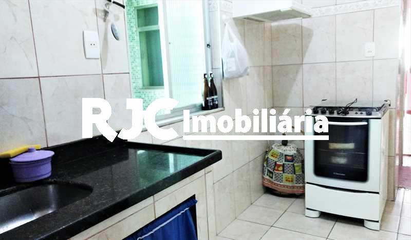 FOT 13 - Casa de Vila 3 quartos à venda Vila Isabel, Rio de Janeiro - R$ 600.000 - MBCV30065 - 1