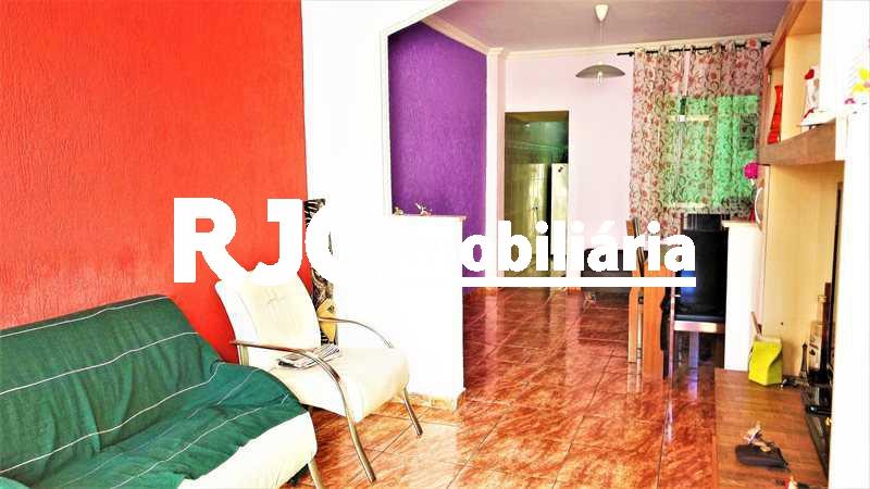 FOTO 2 - Casa de Vila 3 quartos à venda Vila Isabel, Rio de Janeiro - R$ 600.000 - MBCV30065 - 4