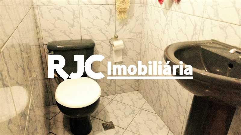FOTO 7 - Casa de Vila 3 quartos à venda Vila Isabel, Rio de Janeiro - R$ 600.000 - MBCV30065 - 9