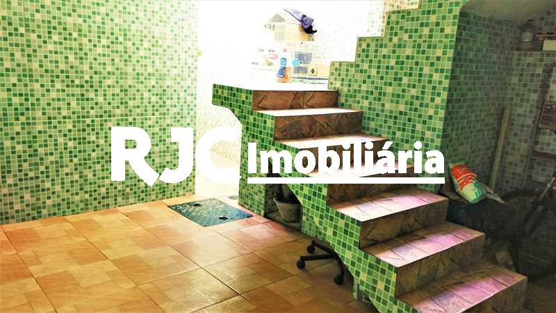 FOTO 14 - Casa de Vila 3 quartos à venda Vila Isabel, Rio de Janeiro - R$ 600.000 - MBCV30065 - 15