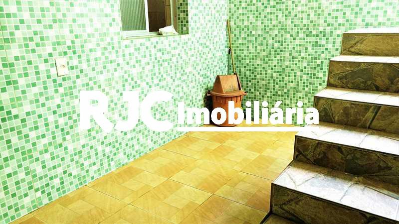 FOTO 15 - Casa de Vila 3 quartos à venda Vila Isabel, Rio de Janeiro - R$ 600.000 - MBCV30065 - 16