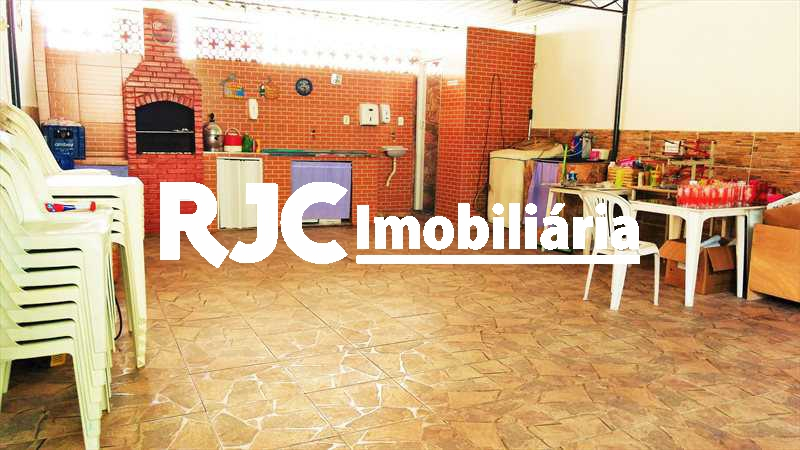 FOTO 21 - Casa de Vila 3 quartos à venda Vila Isabel, Rio de Janeiro - R$ 600.000 - MBCV30065 - 22