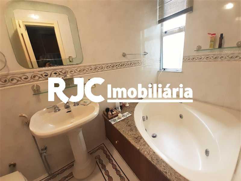 FOTO 11 - Apartamento 3 quartos à venda Alto da Boa Vista, Rio de Janeiro - R$ 495.000 - MBAP30180 - 12