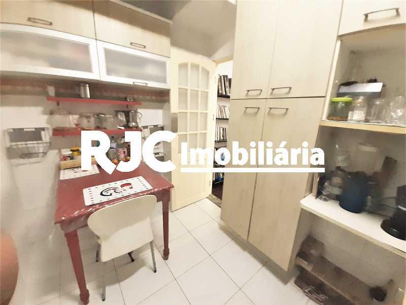 FOTO 16 - Apartamento 3 quartos à venda Alto da Boa Vista, Rio de Janeiro - R$ 495.000 - MBAP30180 - 17
