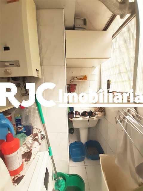 FOTO 17 - Apartamento 3 quartos à venda Alto da Boa Vista, Rio de Janeiro - R$ 495.000 - MBAP30180 - 18