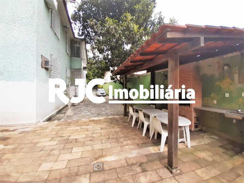 FOTO 19 - Apartamento 3 quartos à venda Alto da Boa Vista, Rio de Janeiro - R$ 495.000 - MBAP30180 - 20