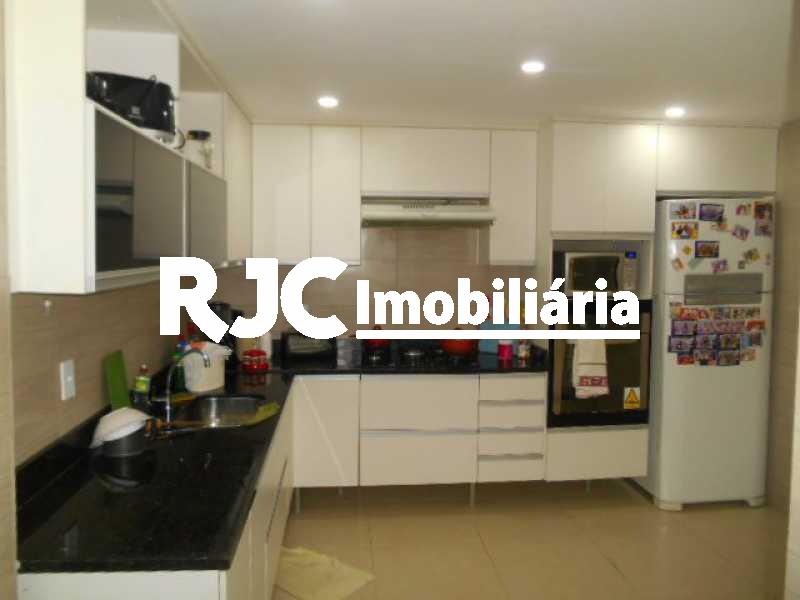 DSCN3171 - Casa de Vila 3 quartos à venda São Cristóvão, Rio de Janeiro - R$ 530.000 - MBCV30067 - 24