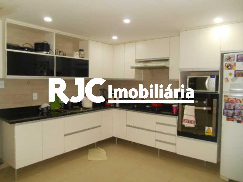DSCN3172 - Casa de Vila 3 quartos à venda São Cristóvão, Rio de Janeiro - R$ 530.000 - MBCV30067 - 25
