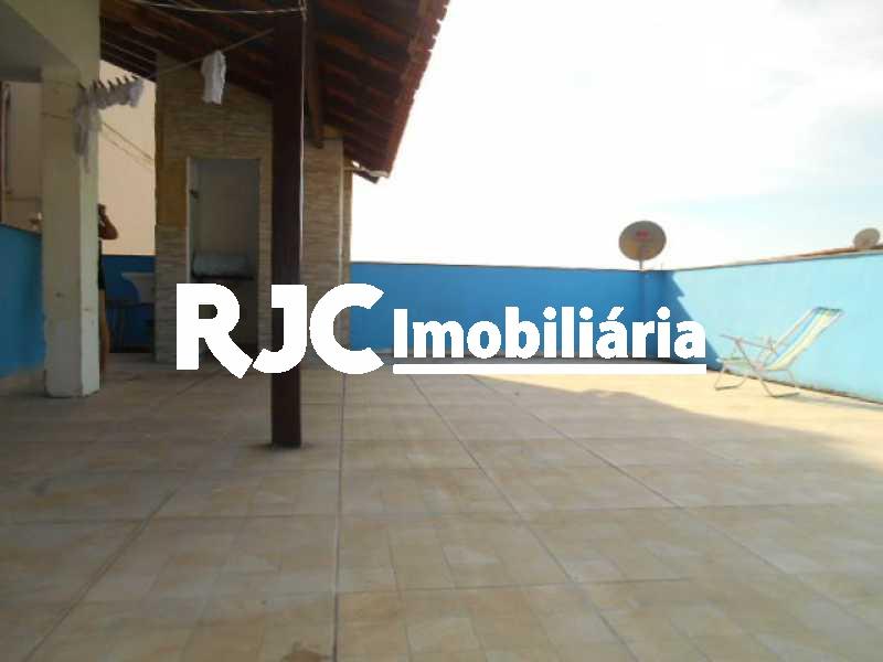 DSCN3196 - Casa de Vila 3 quartos à venda São Cristóvão, Rio de Janeiro - R$ 530.000 - MBCV30067 - 26