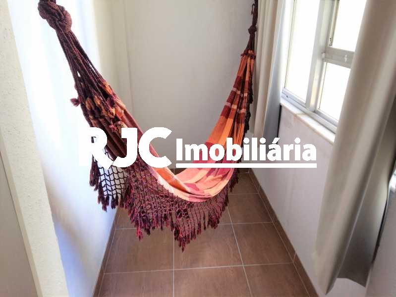 02 - Apartamento 1 quarto à venda Tijuca, Rio de Janeiro - R$ 295.000 - MBAP10420 - 3