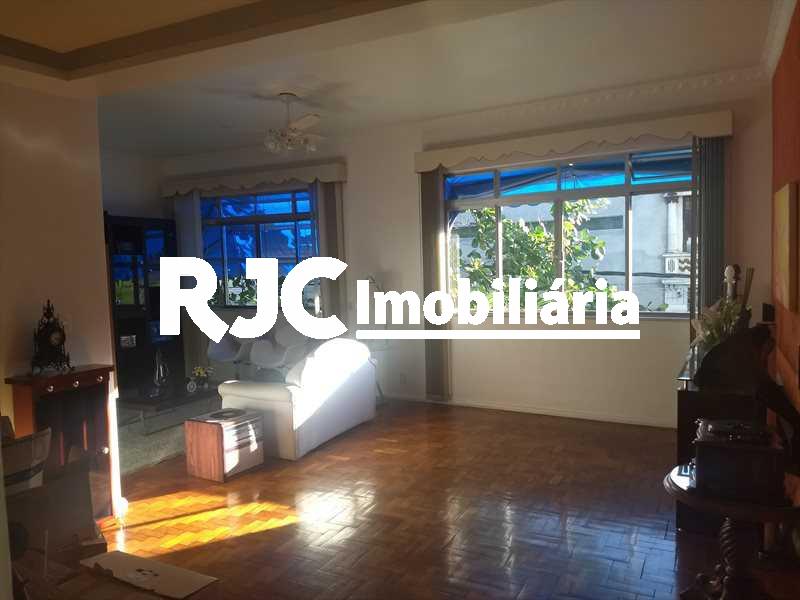1 - Casa de Vila 4 quartos à venda Rio Comprido, Rio de Janeiro - R$ 680.000 - MBCV40025 - 1