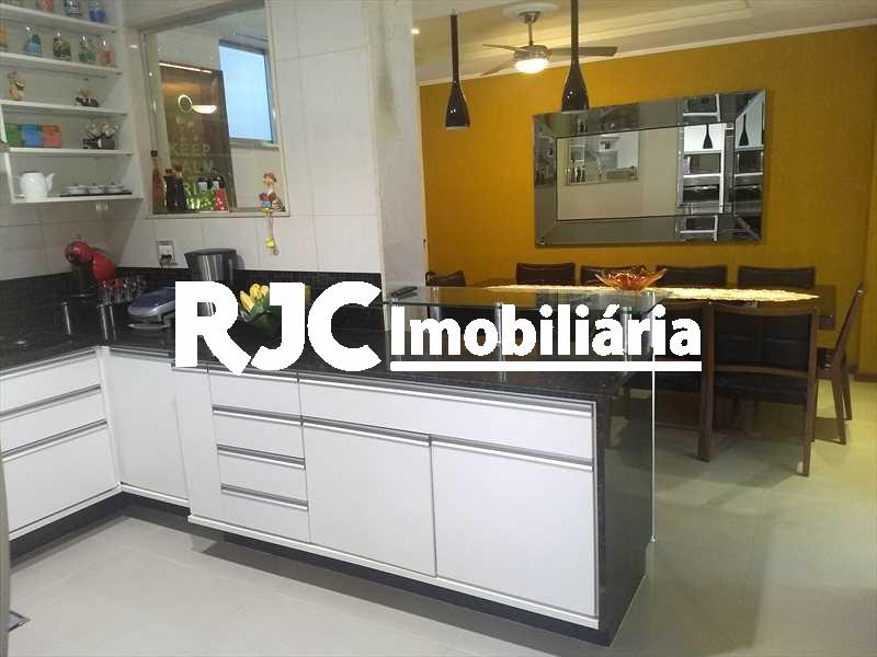 3 - Casa de Vila 4 quartos à venda Rio Comprido, Rio de Janeiro - R$ 680.000 - MBCV40025 - 4