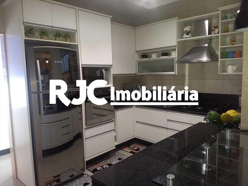 8 - Casa de Vila 4 quartos à venda Rio Comprido, Rio de Janeiro - R$ 680.000 - MBCV40025 - 10