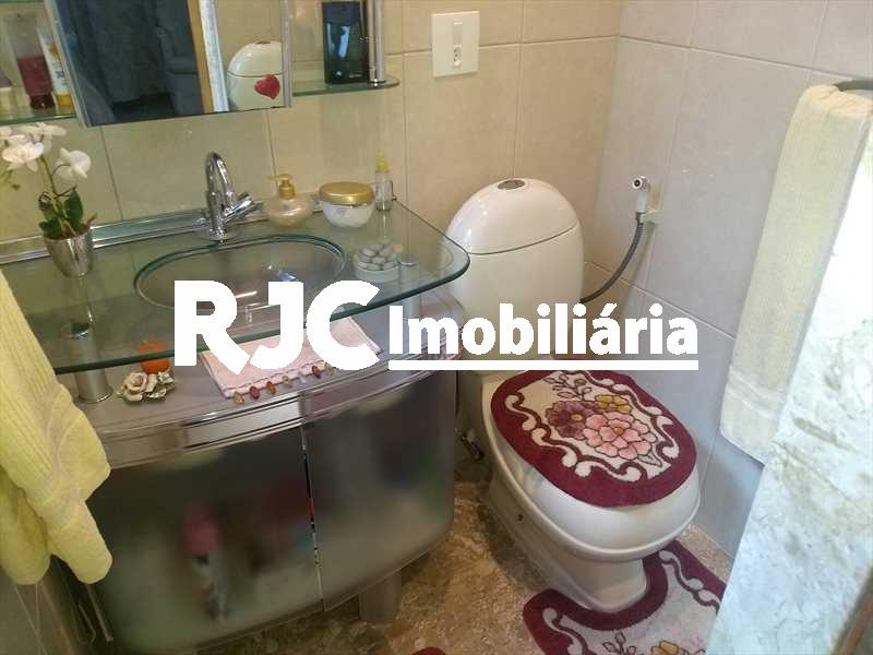 16 Ste - Casa de Vila 4 quartos à venda Rio Comprido, Rio de Janeiro - R$ 680.000 - MBCV40025 - 18