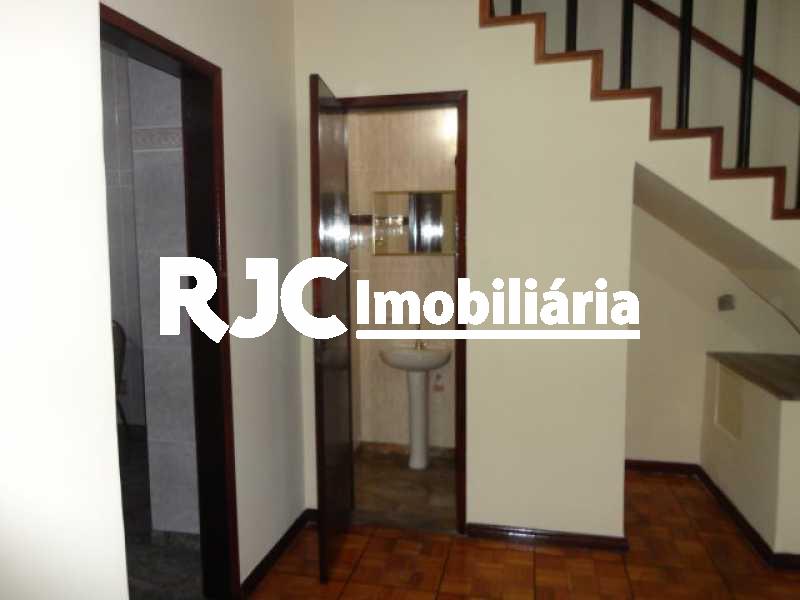 DSC06644 - Casa 4 quartos à venda Grajaú, Rio de Janeiro - R$ 900.000 - MBCA40111 - 9