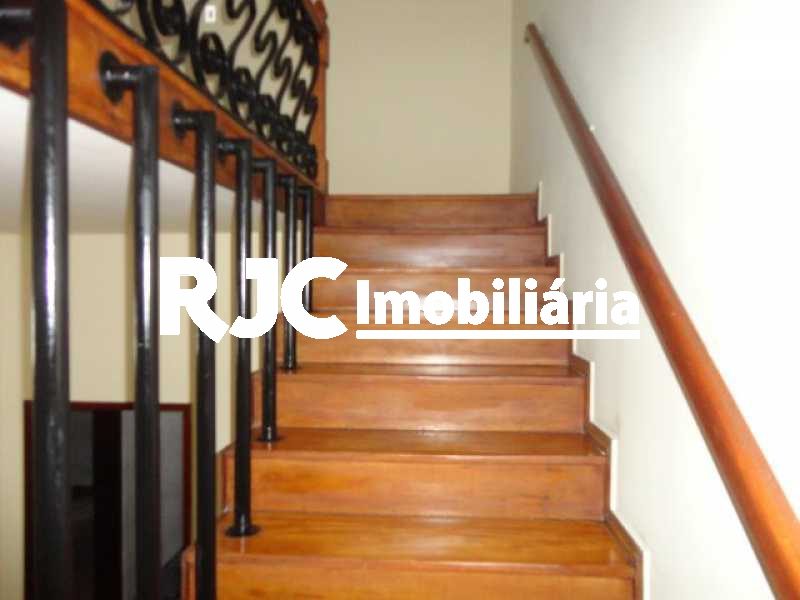 DSC06645 - Casa 4 quartos à venda Grajaú, Rio de Janeiro - R$ 900.000 - MBCA40111 - 10
