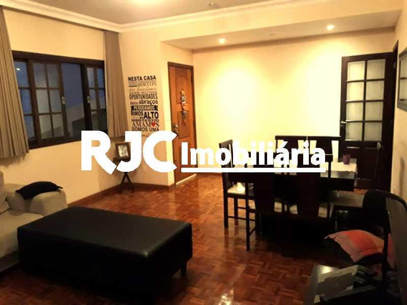 1 - Casa 3 quartos à venda Tijuca, Rio de Janeiro - R$ 1.700.000 - MBCA30113 - 1