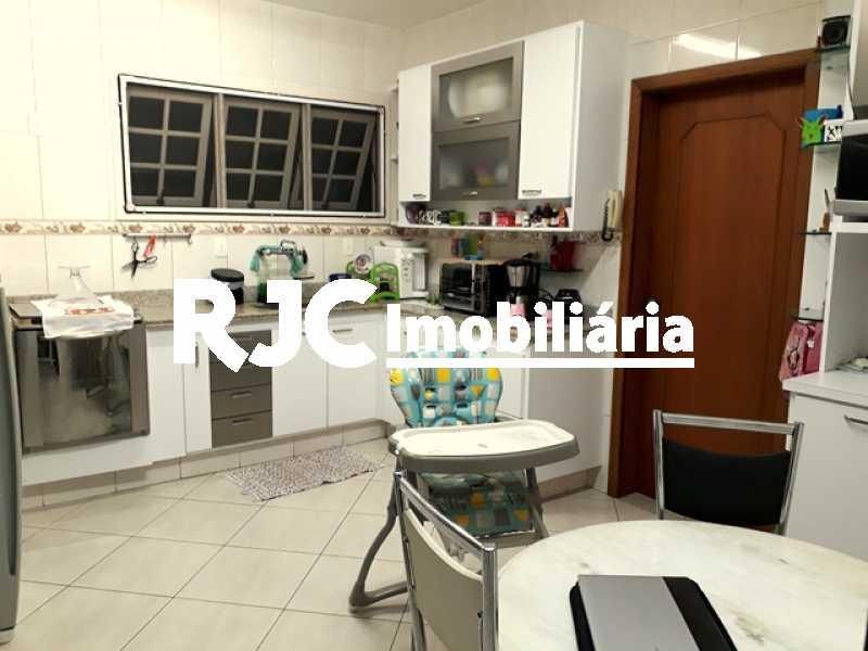16 - Casa 3 quartos à venda Tijuca, Rio de Janeiro - R$ 1.700.000 - MBCA30113 - 17