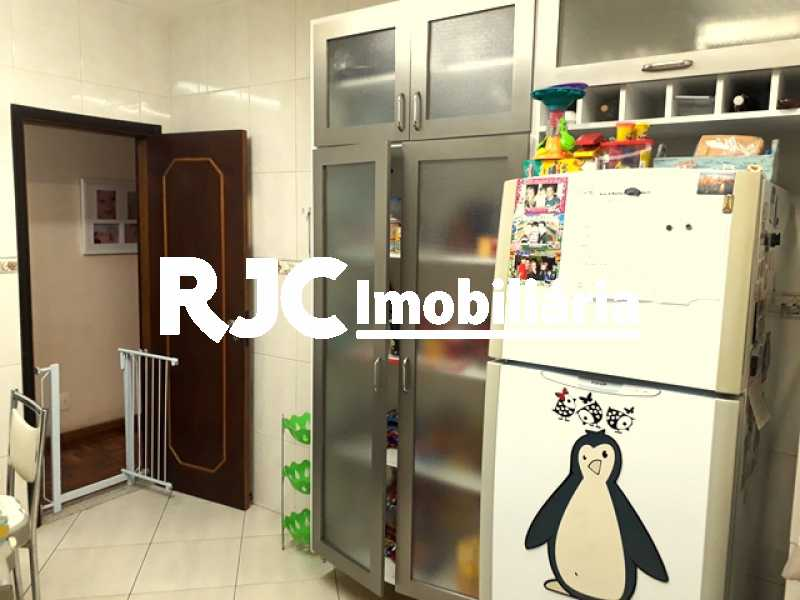 18 - Casa 3 quartos à venda Tijuca, Rio de Janeiro - R$ 1.700.000 - MBCA30113 - 19