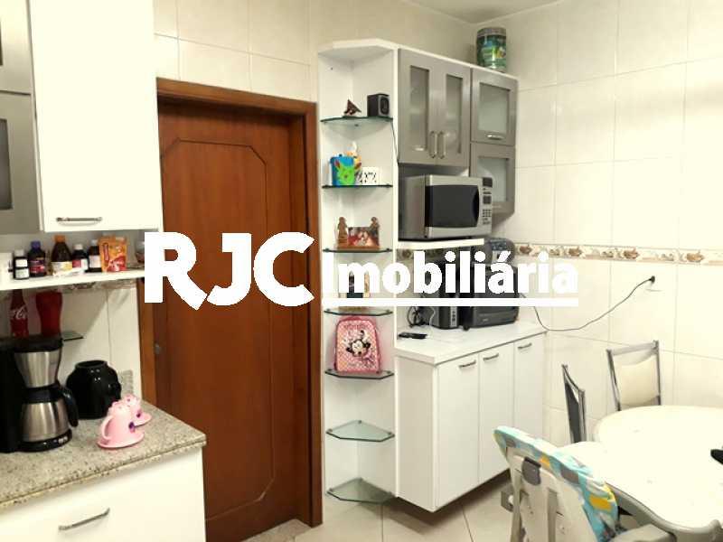 19 - Casa 3 quartos à venda Tijuca, Rio de Janeiro - R$ 1.700.000 - MBCA30113 - 20