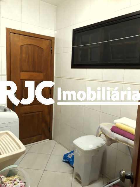 20 - Casa 3 quartos à venda Tijuca, Rio de Janeiro - R$ 1.700.000 - MBCA30113 - 21