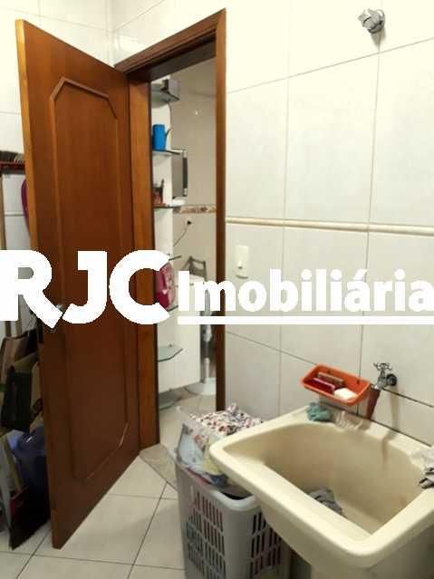 21 - Casa 3 quartos à venda Tijuca, Rio de Janeiro - R$ 1.700.000 - MBCA30113 - 22