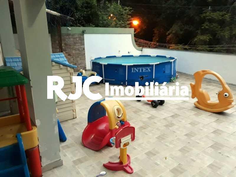26 - Casa 3 quartos à venda Tijuca, Rio de Janeiro - R$ 1.700.000 - MBCA30113 - 27