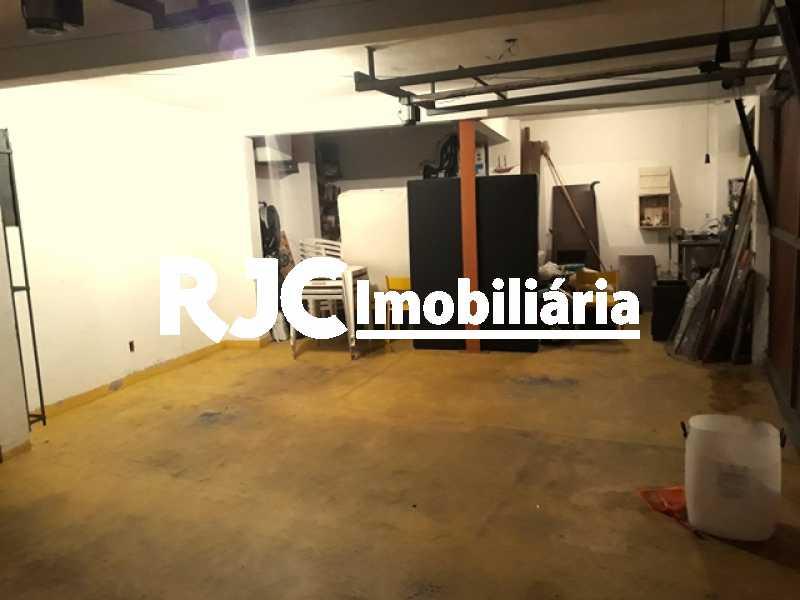 29 - Casa 3 quartos à venda Tijuca, Rio de Janeiro - R$ 1.700.000 - MBCA30113 - 30