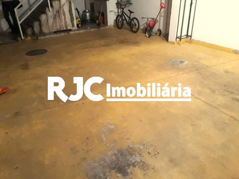 30 - Casa 3 quartos à venda Tijuca, Rio de Janeiro - R$ 1.700.000 - MBCA30113 - 31