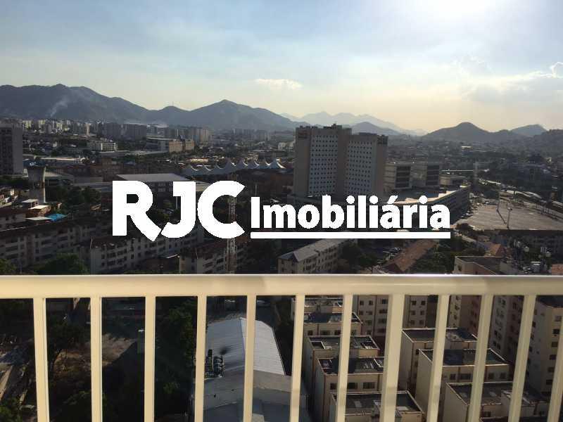 1. - Apartamento Maracanã,Rio de Janeiro,RJ À Venda,2 Quartos,52m² - MBAP22755 - 1