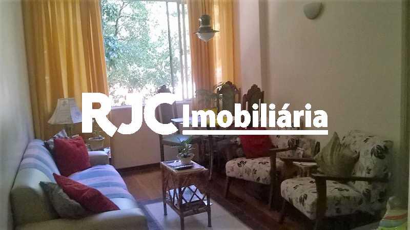 1     Sala - Apartamento 2 quartos à venda Grajaú, Rio de Janeiro - R$ 380.000 - MBAP23172 - 1