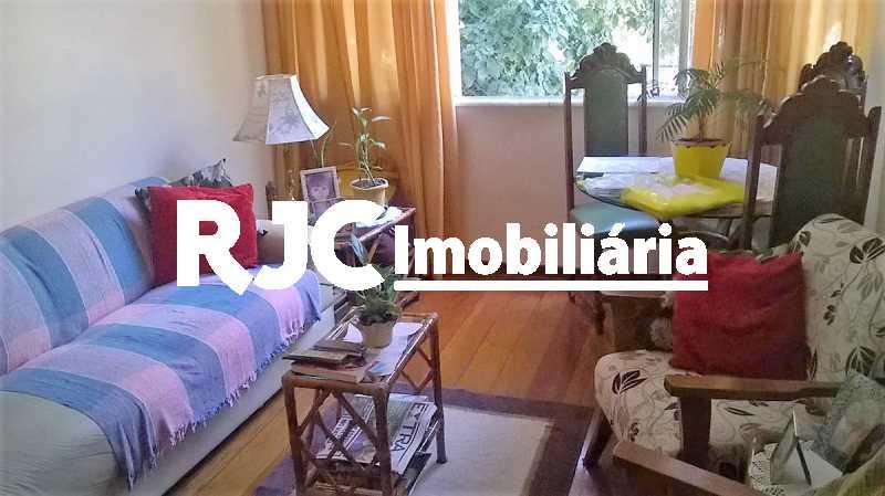 2     Sala - Apartamento 2 quartos à venda Grajaú, Rio de Janeiro - R$ 380.000 - MBAP23172 - 3
