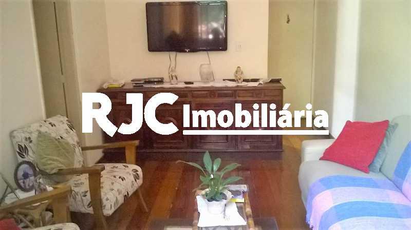 3.     Sala - Apartamento 2 quartos à venda Grajaú, Rio de Janeiro - R$ 380.000 - MBAP23172 - 5