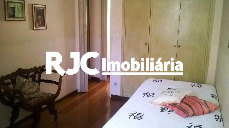 4       1º Quarto - Apartamento 2 quartos à venda Grajaú, Rio de Janeiro - R$ 380.000 - MBAP23172 - 6