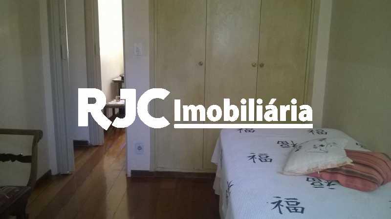 6      1º Quarto - Apartamento 2 quartos à venda Grajaú, Rio de Janeiro - R$ 380.000 - MBAP23172 - 8