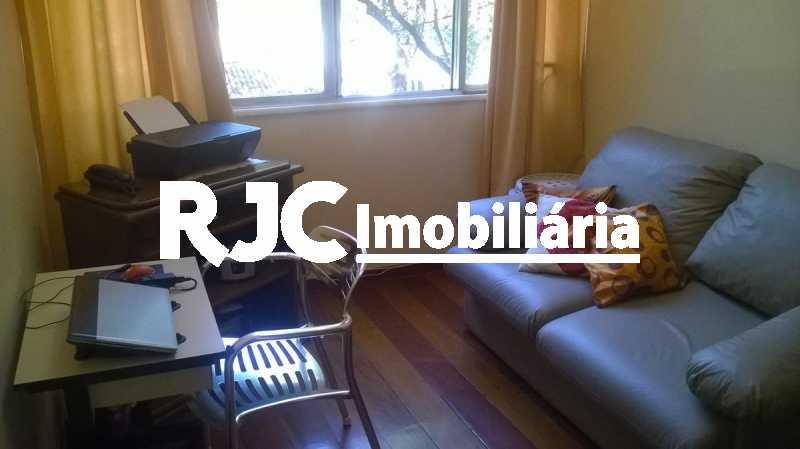7      2º Quarto - Apartamento 2 quartos à venda Grajaú, Rio de Janeiro - R$ 380.000 - MBAP23172 - 9