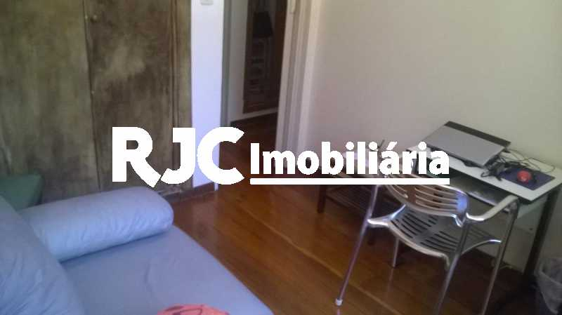 8      2º Quarto - Apartamento 2 quartos à venda Grajaú, Rio de Janeiro - R$ 380.000 - MBAP23172 - 10