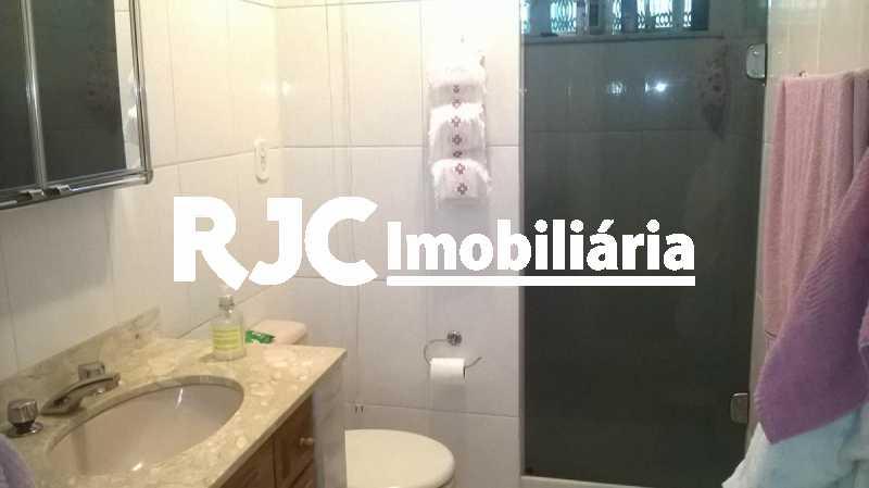 11     Banheiro Social - Apartamento 2 quartos à venda Grajaú, Rio de Janeiro - R$ 380.000 - MBAP23172 - 12