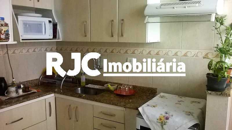 12      Cozinha - Apartamento 2 quartos à venda Grajaú, Rio de Janeiro - R$ 380.000 - MBAP23172 - 13