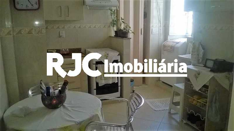13     Cozinha - Apartamento 2 quartos à venda Grajaú, Rio de Janeiro - R$ 380.000 - MBAP23172 - 14