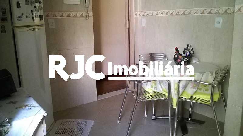 14     Cozinha - Apartamento 2 quartos à venda Grajaú, Rio de Janeiro - R$ 380.000 - MBAP23172 - 15