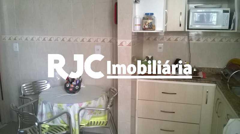 15      Cozinha - Apartamento 2 quartos à venda Grajaú, Rio de Janeiro - R$ 380.000 - MBAP23172 - 16