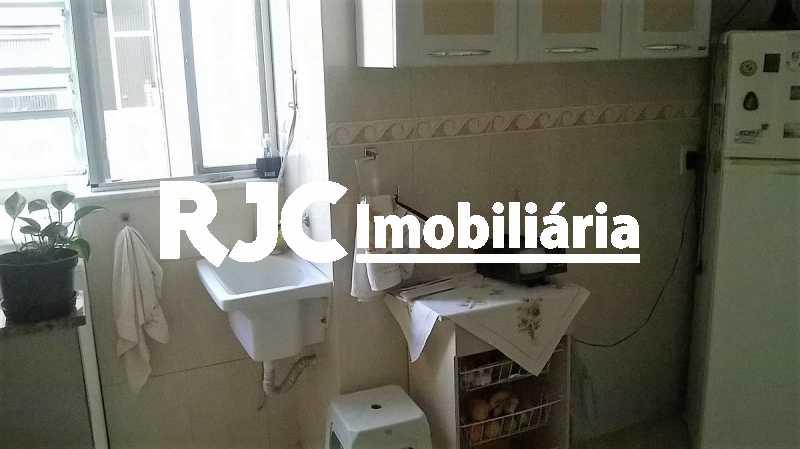 18   Área de Serviço - Apartamento 2 quartos à venda Grajaú, Rio de Janeiro - R$ 380.000 - MBAP23172 - 19