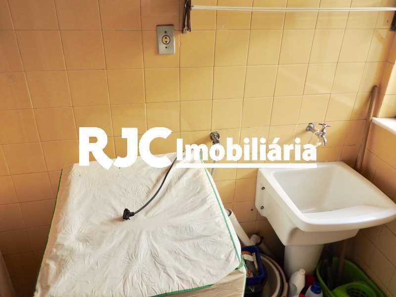 24 - Apartamento À VENDA, Tijuca, Rio de Janeiro, RJ - MBAP22771 - 24