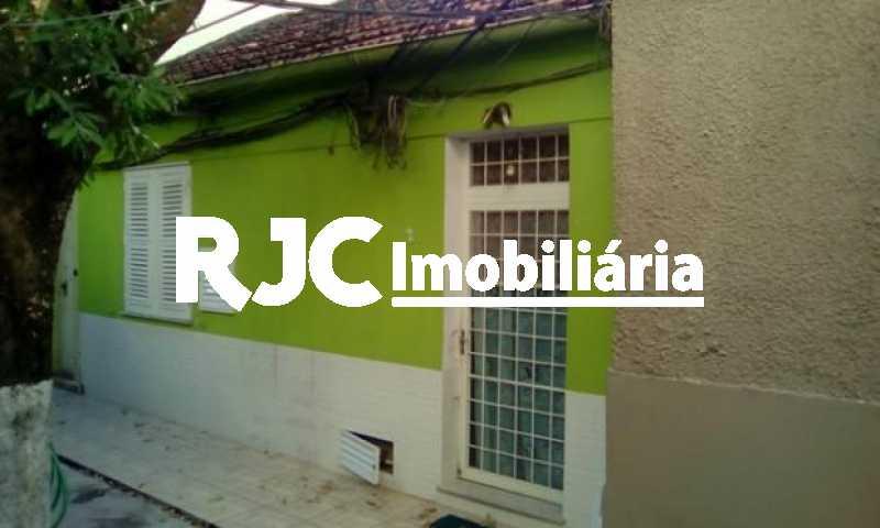 hd - Casa de Vila 2 quartos à venda Rocha, Rio de Janeiro - R$ 320.000 - MBCV20040 - 1