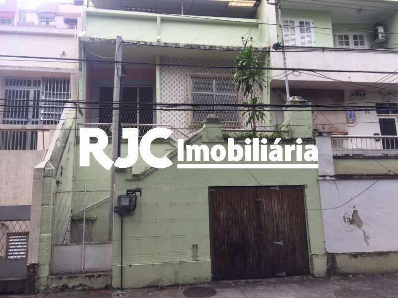 Thomas Frente Garage - Casa 3 quartos à venda Tijuca, Rio de Janeiro - R$ 730.000 - MBCA30122 - 17